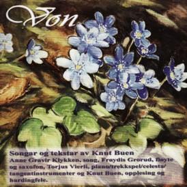 Albumcover Knut Buen - Von