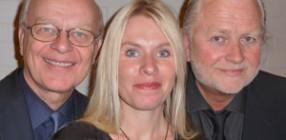 Sigmund Groven, Anne Gravir Klykken og Iver Kleive