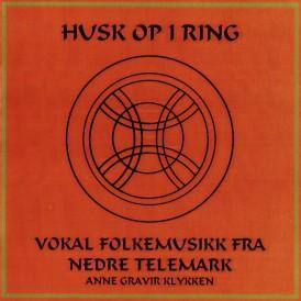 Albumcover Husk op i ring - Anne Gravir Klykken