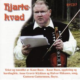 Albumcover Knut Buen - Hjartekvad