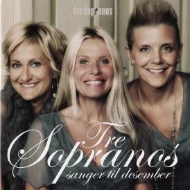 Albumcover Sanger til desember - Tre Sopranos