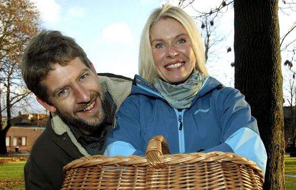 Aasmund Nordstoga Og Anne Gravir Klykken Foto Reidar Peersen Varden